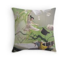 'Dreams' Throw Pillow