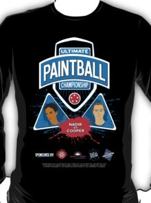 Ultimate Paintball Championship T-Shirt
