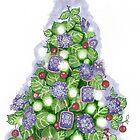 Australian Christmas is Blue by Cecilia Macaulay