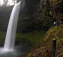 Shooting The Falls by Nick Boren