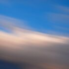 Blue Sky and Clouds by jadennyberg