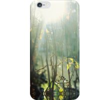 the light will find you iPhone Case/Skin