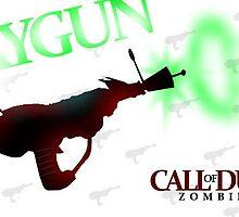 RayGun by Gary Goza II