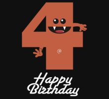 HAPPY BIRTHDAY 4 by peter chebatte