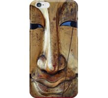 Golden Buddha iPhone Case/Skin