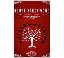 House Blackwood Photographic Print