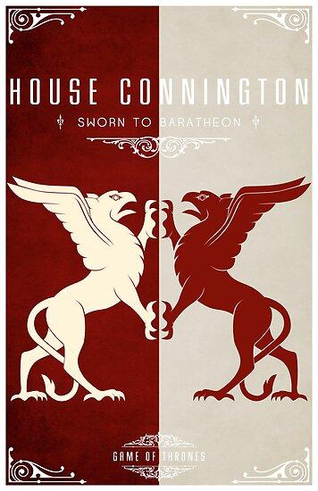 House Connington by liquidsouldes
