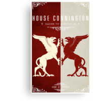 House Connington Canvas Print