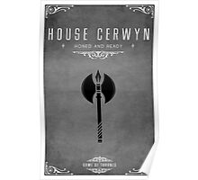 House Cerwyn Poster