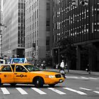 New York Taxi by Slawomir  Piasecki