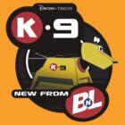 WALL-E Style K-9 by trekspanner
