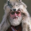 Alaskan wolf trapper by Linda Sparks