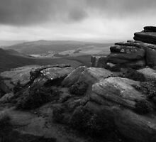 Derwent Edge by Andy Stafford