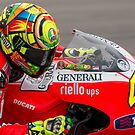 Valentino Rossi 46  by corsefoto