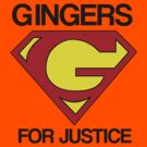 Gingers For Justice! by ScottW93
