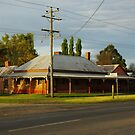 Historic Hotel Birregurra Victoria by Alison Murphy