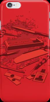 Serial Killer Toolbox by DeardenDesign