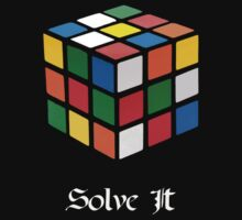 Rubik's Cube: Solve It by OsminDesigns