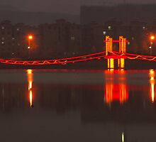 drawbridge by davvi