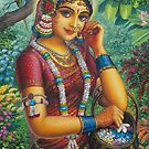 Radha by Vrindavan Das