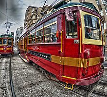 The Free Trams by JohnKarmouche