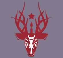 Ebil Deer by pixelwolf