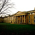 Downing College Chapel by babibell