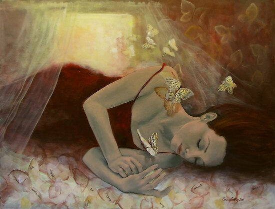The last dream before dawn... by dorina costras