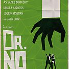 Green Dr No by AlainB68