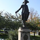 Carlisle Barracks Fredrick the Great by Jean Macaluso