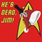 He&#x27;s Dead Jim! Xmas Edition by sirwatson