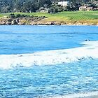 Pebble Beach from Carmel by GreenSaint