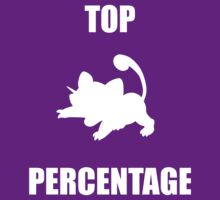 Ratatta: TOP PERCENTAGE (White) by Danger12h08
