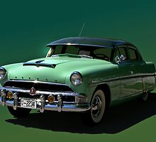 1954 Hudson Hornet 4 Door  by TeeMack