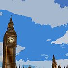Big Ben, London by cycreation