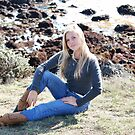 Lacey Caudill in Polo Ralph Lauren and Boots by HeavenOnEarth