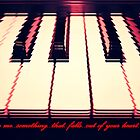 play me.. something.. that.. falls.. out of your heart.. by BabyM2
