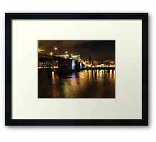 Another Famous Bridge Framed Print