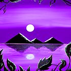 """Black Pyramids On Nile"" by Steve Farr"