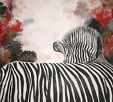 Polly's Zebra  by Lynda Harris