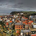 Staithes by Jim Barter