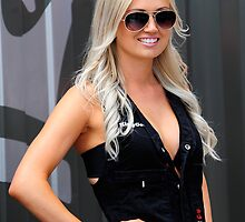 King Gee | V8 Supercars 2011 | Sydney 500 by Bill Fonseca
