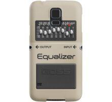 Boss Equalizer Pedal Samsung Galaxy Case/Skin