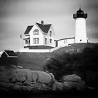 Nubble Light by Tom Prendergast