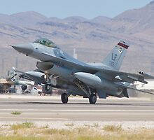 #LF AF 97 0113 F-16C Fighting Falcon by Henry Plumley