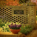 Annie's Spring Garden by Kathy Baccari