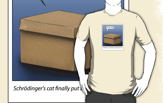 Schrodinger's Cat by Iain Maynard