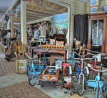 Toy Shop by JaninesWorld