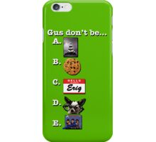 The answer isn't always C... iPhone Case/Skin