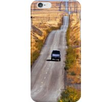Lonely Country Road - iPhone Case iPhone Case/Skin